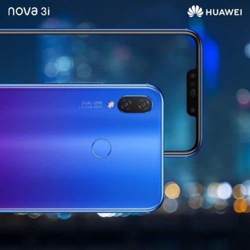shop huawei nova 3i smartphone from daraz.com.bd
