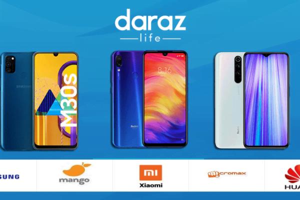 buy smartphones from daraz.com.bd at best price