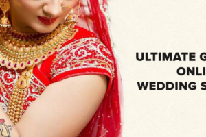 wedding shopping online banner