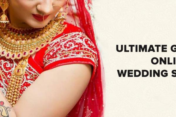 wedding shopping online banner