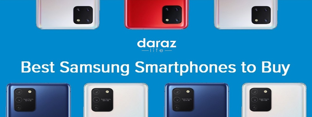 order latest samsung smartphones from daraz.com.bd