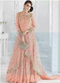 buy georgette long dress from daraz.com.bd