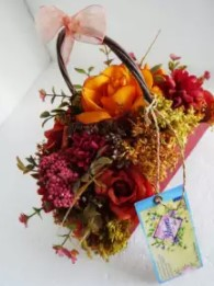 buy rose basket from daraz.com.bd