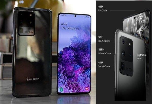 buy samsung galaxy s20 ultra smartphone from daraz.com.bd
