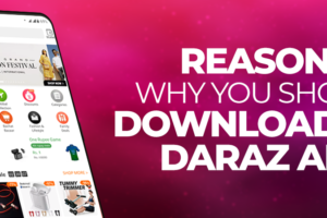 download and install daraz app