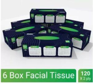 order Planet facial tissue from daraz.com.bd