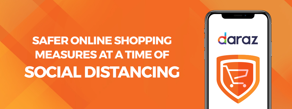 online shopping at social distancing time