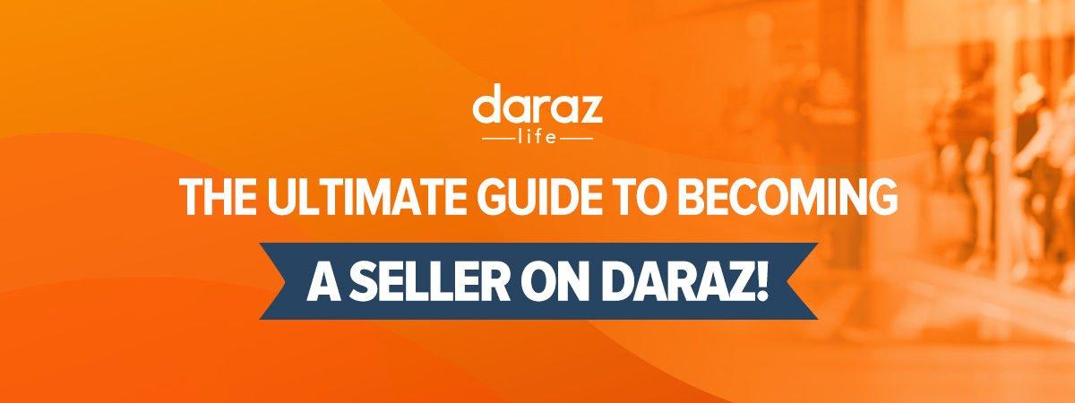 Become a Seller on Daraz BD