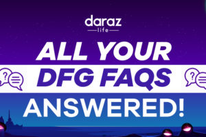Daraz First Games FAQ