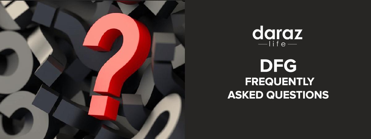 DFG-FAQ