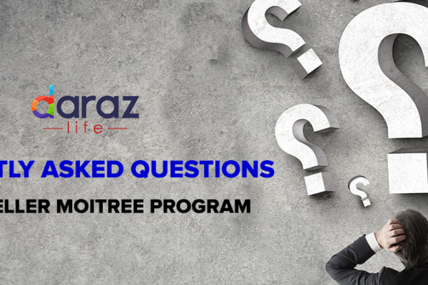 daraz seller faq answers