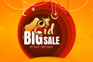 order festive products from daraz eid big sale campaign