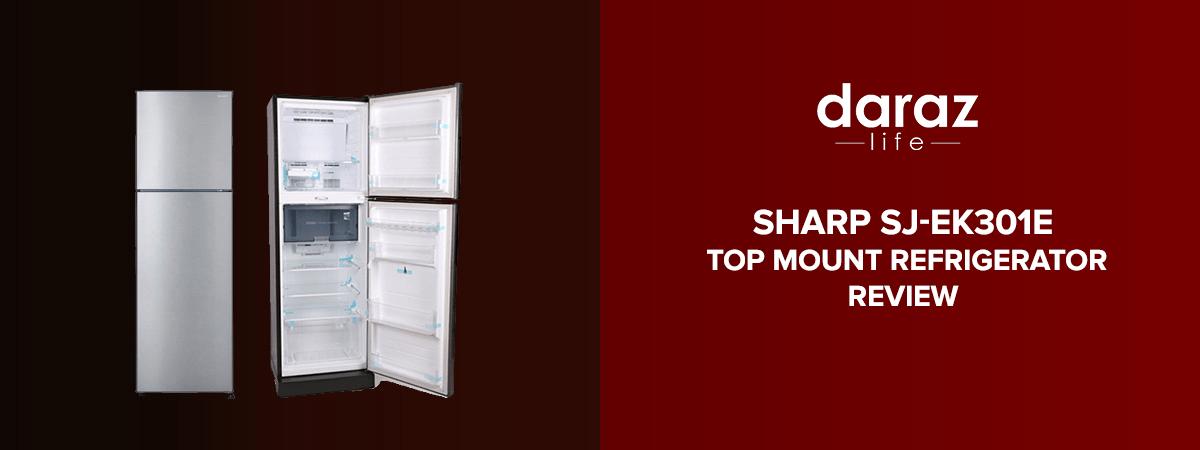 Sharp SJ-EK301E review-daraz.com.bd