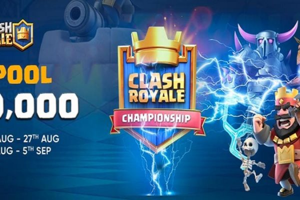 join clash royale tournament of daraz