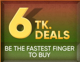 grab 6tk deals from daraz 6th anniversary sale