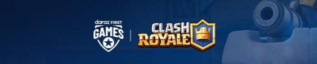 participate in clash royale championship and win lac taka