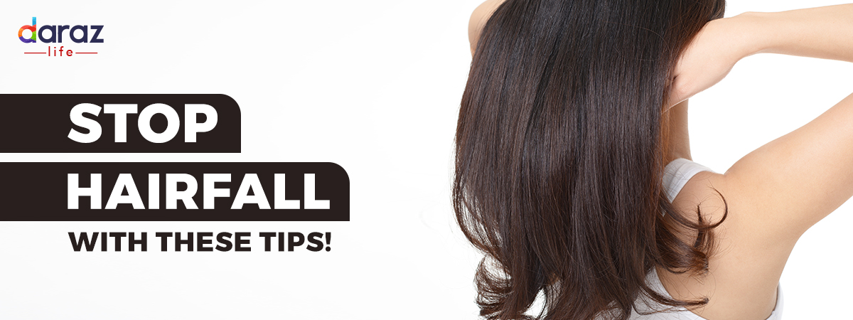 find hair fall tips from daraz.com.bd