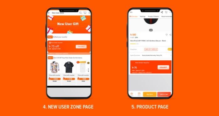new user zone voucher