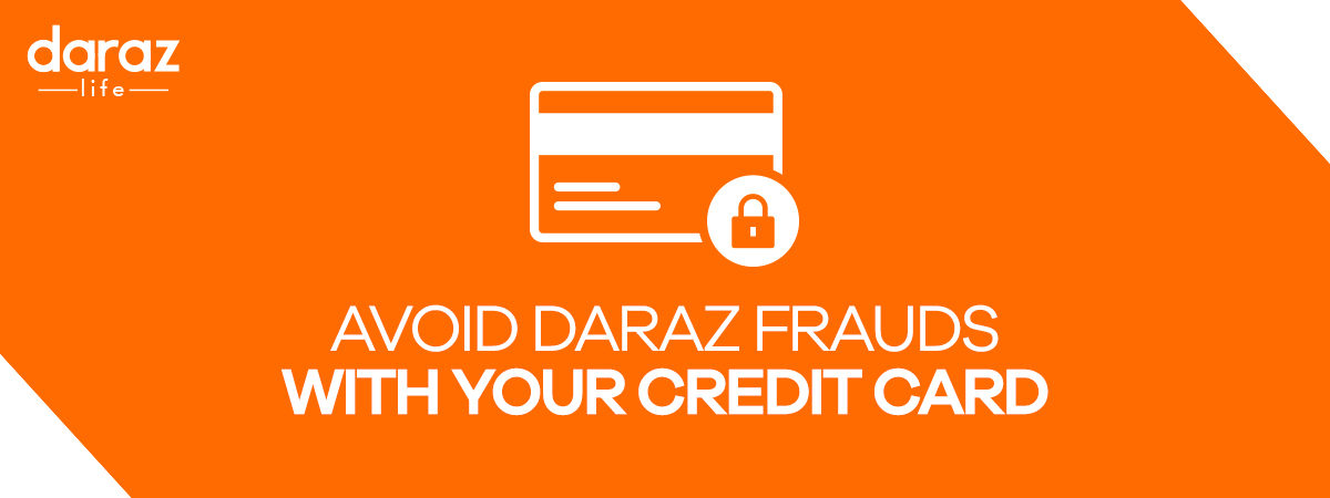 avoid scams while card payments on daraz