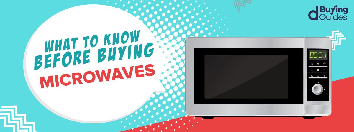 Microwaves buying guide- daraz.com.bd