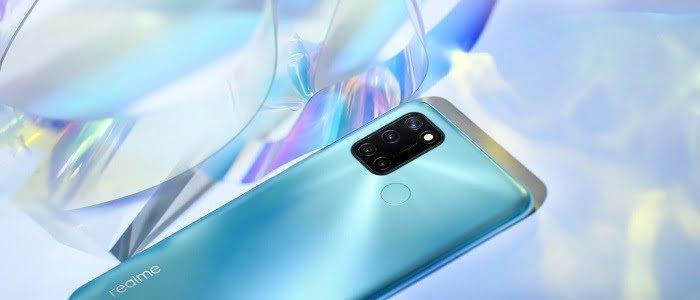 realme c17 smartphone on daraz.com.bd