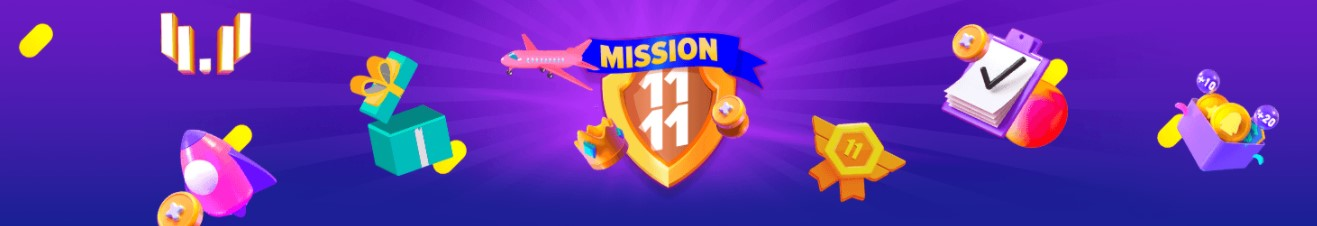 mission for daraz 11.11 sale