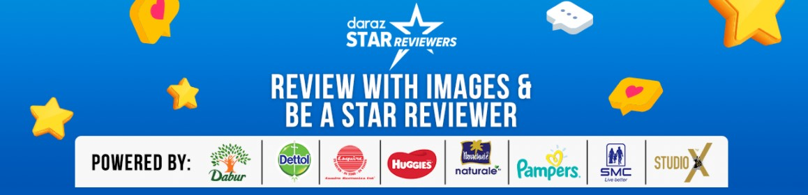 star review for daraz 11.11 sale