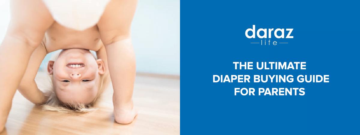 Diapers Buying Guide - daraz.com.bd
