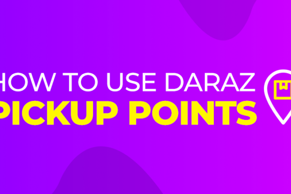 enjoy free delivery from daraz pick-up point