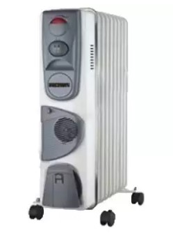 oil radiator room heater