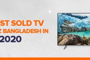 top 10 most sold tv of daraz.com.bd