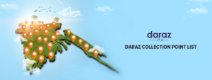 collection point list of daraz bangladesh
