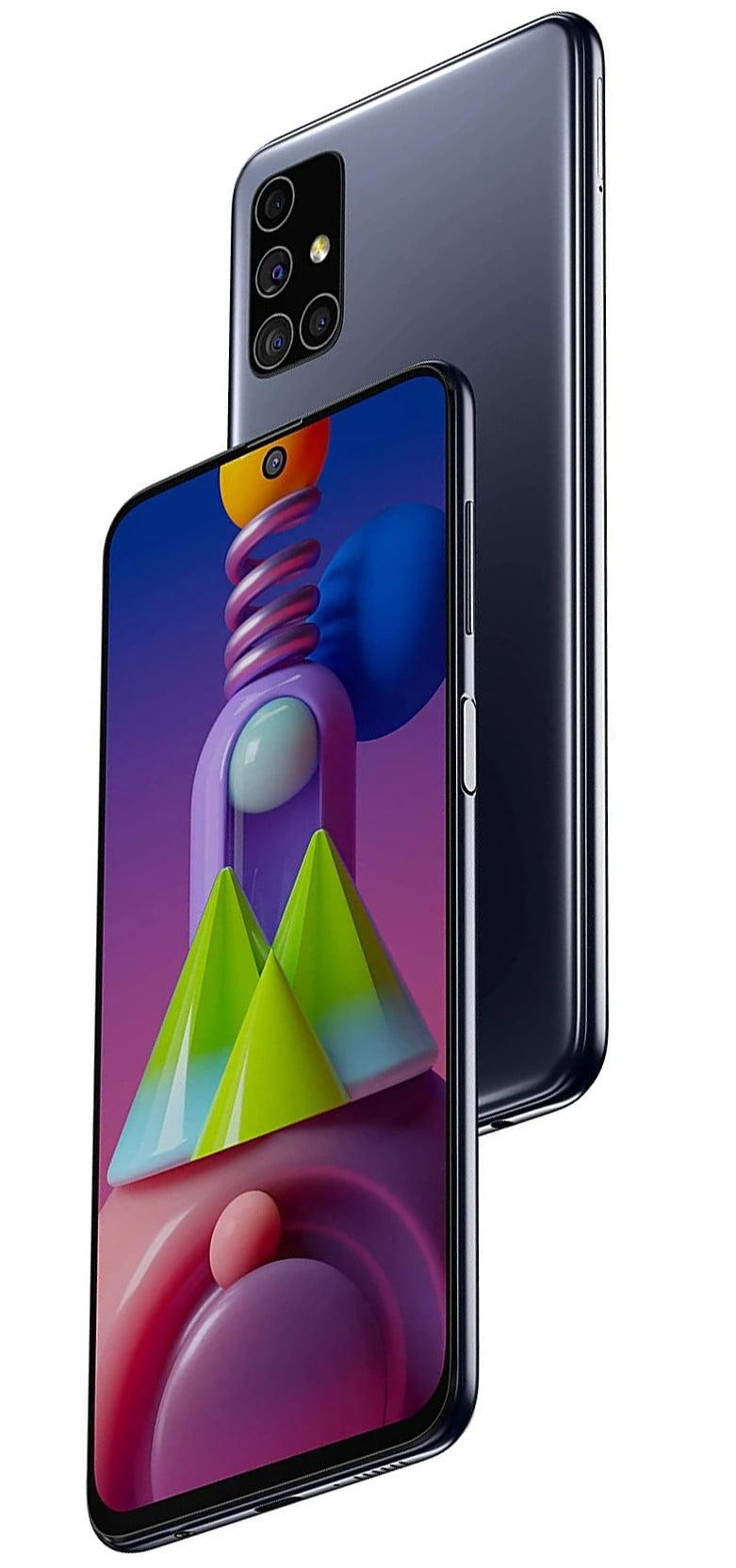 order samsung m51 smartphone from daraz.com.bd