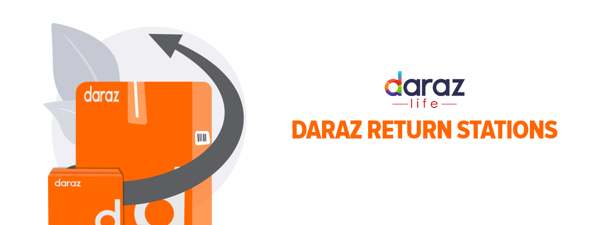 daraz return stations list