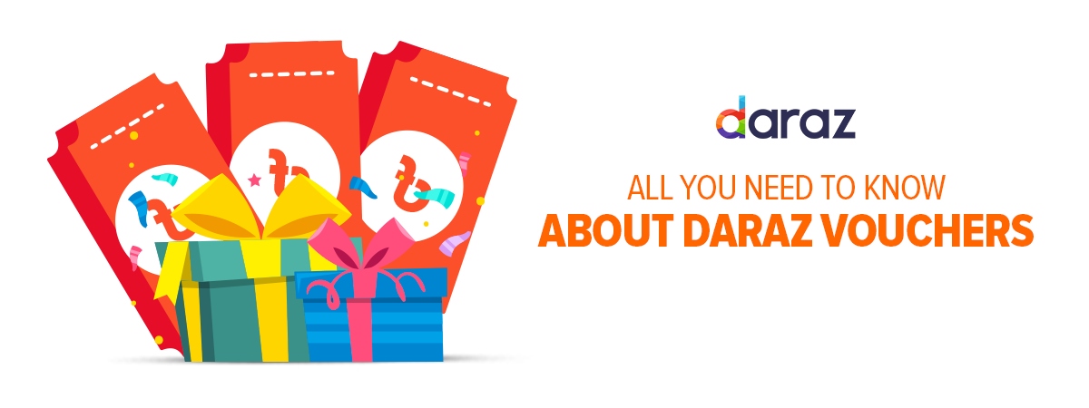 shopping with daraz vouchers