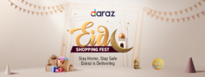 eid shopping fest sale of daraz.com.bd