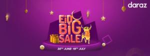 daraz eid big sale campaign