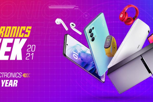 electronics week campaign of daraz bd