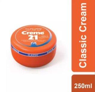 creme 21 moisturizer