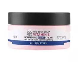 buy body shop vitamin e night cream from daraz.com.bd