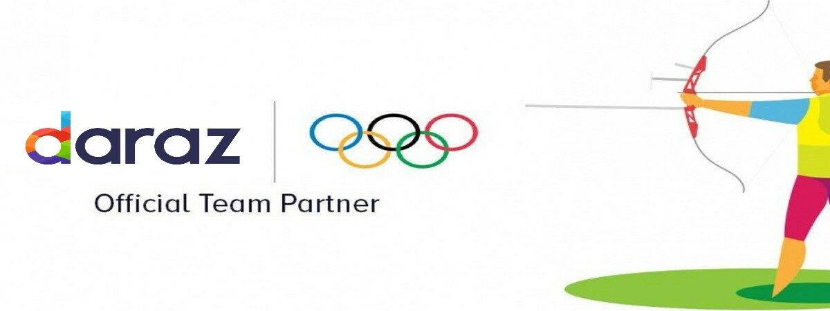 daraz partners with olympic
