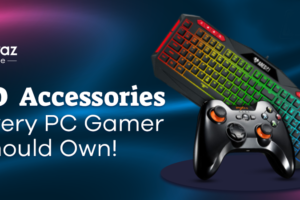 order gaming accessories from daraz.com.bd