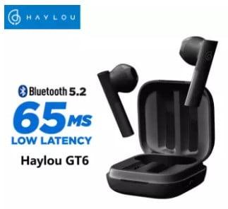 buy xiaomi haylou gt6 earbuds from daraz.com.bd
