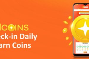 check in daily and earn dcoins