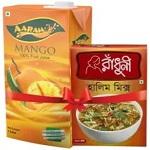 Aaram Mango Juice