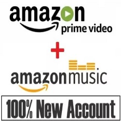 Amazon Video and Music for 6 Months