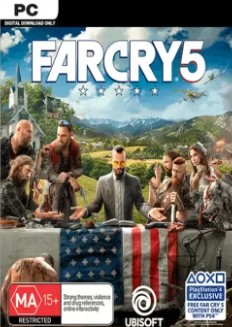 Buy Far Cry 5 PC Game Key from daraz.com.bd