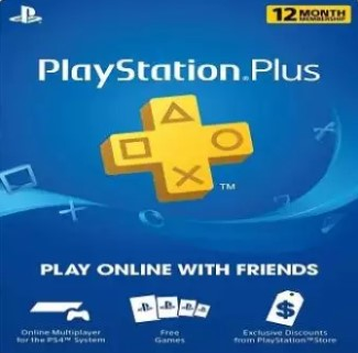 Buy PlayStation Plus Code from daraz.com.bd