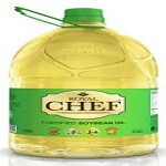 Royal Chef Soybean Oil 5 Ltr